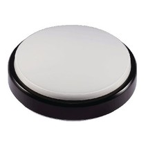 LED Wandlamp voor Buiten 8 W 500 lm Zwart / Wit