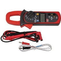 Current clamp meter, 600 AAC, 600 ADC, AVG