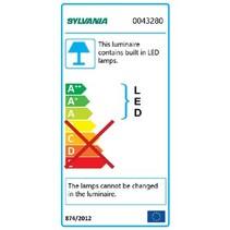 LED Plafond Lamp 6 W 3000 K 350 lm Wit