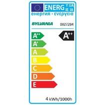 Retro LED-Filamentlamp E27 Kaars 4 W 420 lm 2700 K