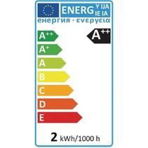 Retro LED-Filamentlamp E14 Capsule 2 W 240 lm 2700 K