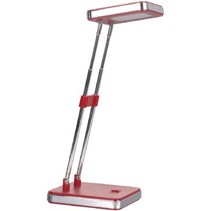 LED BureauLamp 2.5 W Rood