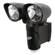 LED WandLamp voor Buiten met Sensor 270 lm Zwart