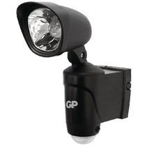 LED WandLamp voor Buiten met Sensor 135 lm Zwart