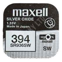 SR936SW Horloge Batterij 394 Maxell