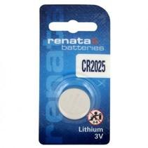 CR2025 lithium Knoopcel  Renata