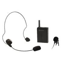 Draadloze Microfoon Set 863 - 865 Mhz