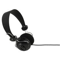 Hoofdtelefoon On-Ear 3.5 mm 1.5 m Zwart