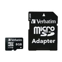 miniSDHC Geheugenkaart Klasse 10 8 GB