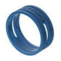 Colour-coded Marking Ring Blauw