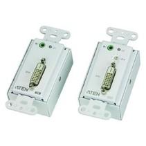 DVI / Audio Cat5 Verlenger 60 m