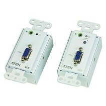 VGA / Audio Cat5 Verlenger 150 m