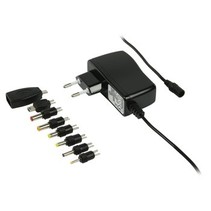 Universele AC Stroom Adapter 5 VDC 2500 mA USB
