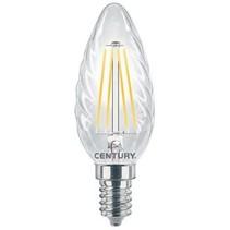 Retro LED-Filamentlamp E14 4 W 440 lm 2700 K