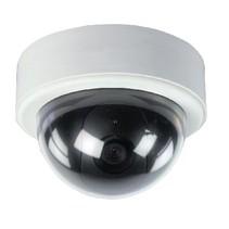 Dome Dummy Camera IP60 Wit/Zwart