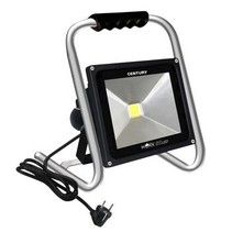 LED Floodlight 50 W 4750 lm Zwart