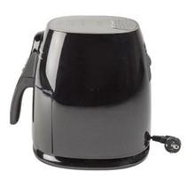 Digitale Hot Air Fryer 1400 W 3 l Zwart