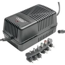 Transformer 230 VAC, 50 Hz 9 VAC / 12 VAC / 15 VAC / 18 VAC / 24 VAC 24 VA Euro plug
