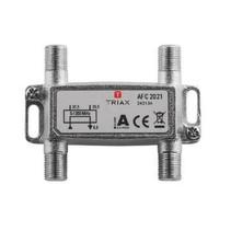 CATV-Splitter 1.6 dB / 5-1218 MHz - 1 Uitgang