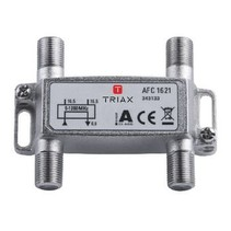 CATV-Splitter 1.7 dB / 5-1218 MHz - 1 Uitgang