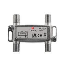 CATV-Splitter 1.9 dB / 5-1218 MHz - 1 Uitgang