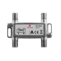 CATV-Splitter 4.3 dB / 5-1218 MHz - 1 Uitgang