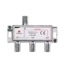 CATV-Splitter 3.8 dB / 5-2400 MHz - 1 Uitgang