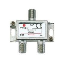 CATV-Splitter 2.1 dB / 5-2400 MHz - 1 Uitgang
