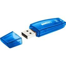 USB FlashDrive 32GB EMTEC blauw