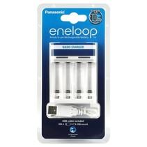 Batterij lader USB Eneloop BQ-CC61USB