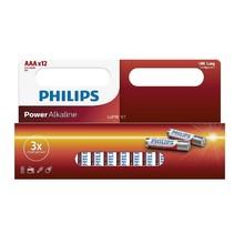 AAA Mini penlite 12 x batterijen Power Alkaline