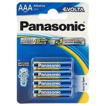 4 x AAA Mini penlite  batterijen Evolta