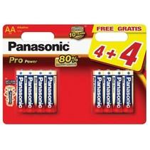 8 x AA Penlite  batterijen Pro power