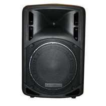 Passief PA-Speaker 600 W Zwart