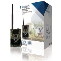 Wildcamera met GPRS/MMS-functie