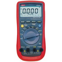 Digitale multimeter TRMS AC 6000 Cijfers 750 VAC 1000 VDC 10 ADC