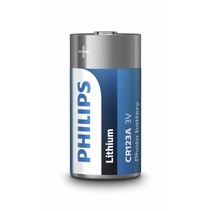CR17335  CR123 Philips Lithium
