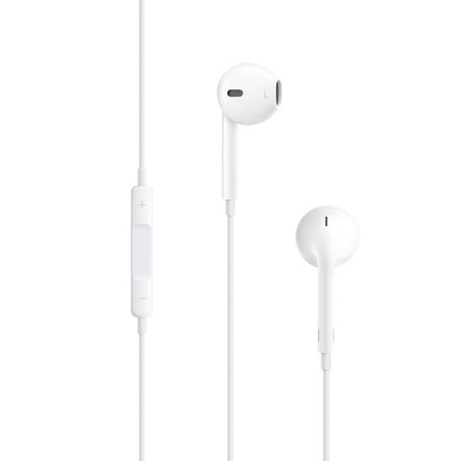 Apple-earpods mit Fernbedienung und Mikrofon