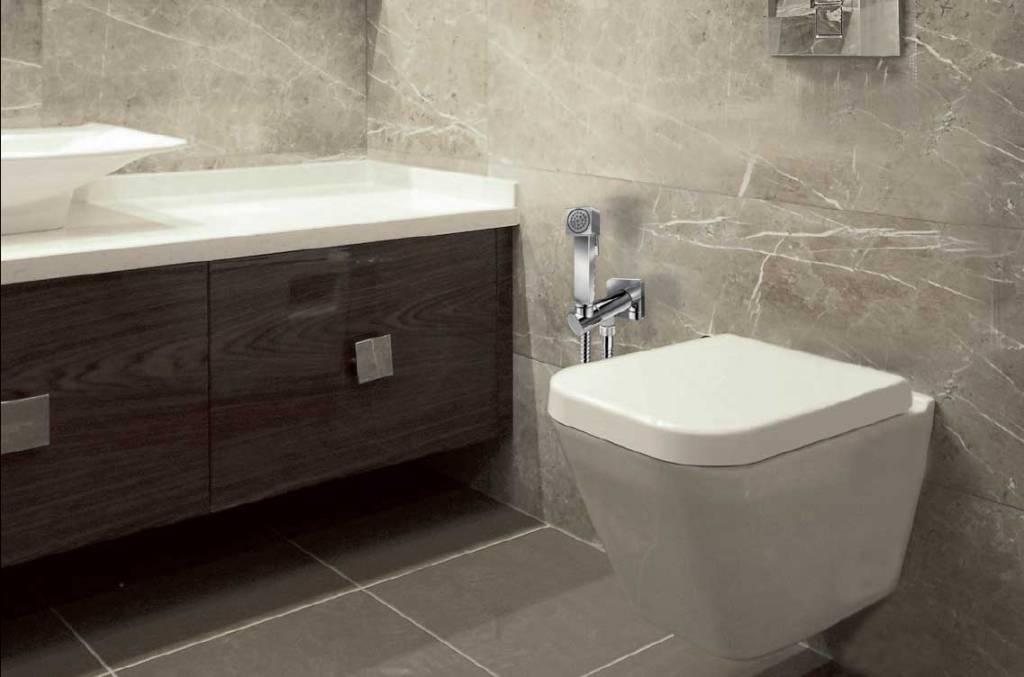 Toilet Met Sproeier : Toilettenbrause dusch wc bidet armatur oder spritzpistole