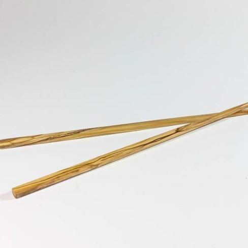 Desert Rose Pair of chopsticks