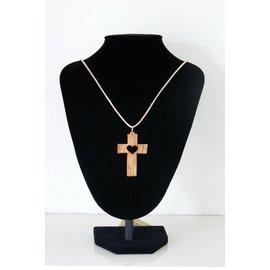 Desert Rose Necklace cross