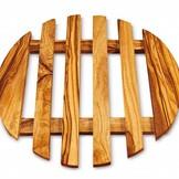 Arte Legno Pannenonderzetter olijfhout