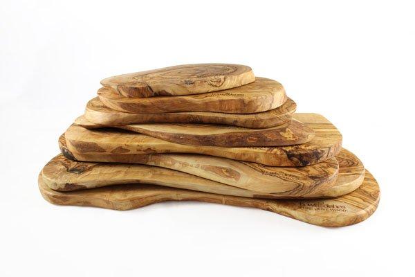 Tapasplank van olijfhout