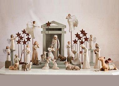 Willow Tree Kerstcollectie