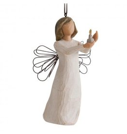 Willow Tree Willow Tree Angel Of Hope hanging ornament