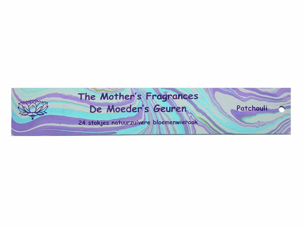 De Moeder's Geuren De Moeder's Geuren wierook - Patchouli