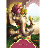Fluisteringen van Ganesha orakelkaarten