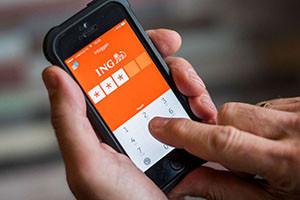 ING stopt met het gebruik van een TAN-code voor internetbankieren.