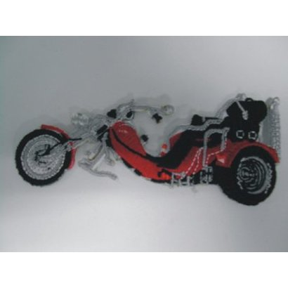 Trike Rood klein nr 64 E