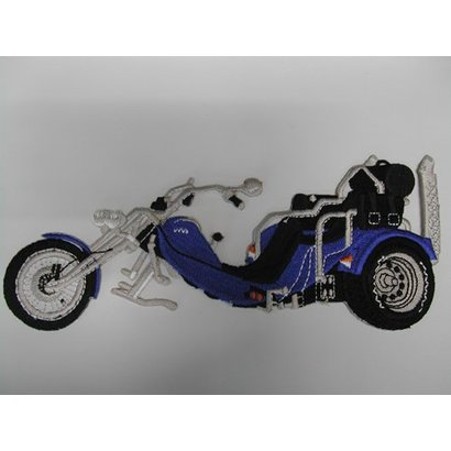 Trike medium blue